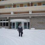 winter @ shodlik palace hotel