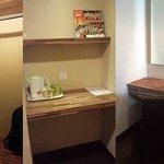 Wardrobe, Coffee/Tea Facility & Dressing Table