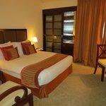 Comfortable and modern room