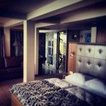 Suite im Hotel Piran