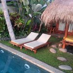 1 room villa with private pool