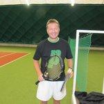 Инструкор по теннису Ярослав