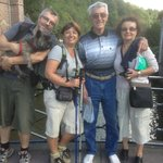 The Family on the way (to Compostelle...)