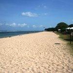 private beach ayodya