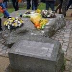 St Ptricks grave, 17th March 2014