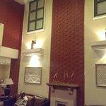 Lobby level Interior