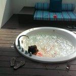 Relaxing Spa Villa