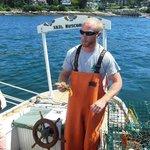 Capt. Nate talks lobster!
