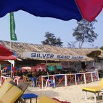silver sands beach shack