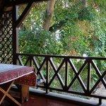 CocoCream veranda