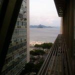 Vista su Copacabana dal 7piano
