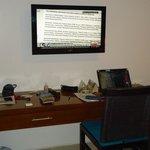 escritorio donde podes trabajar