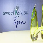 Sweetgrass Spa is located on 2nd floor of Hotel