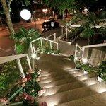 scala fronte hotel