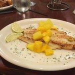 Citrus Flounder