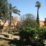 Rabat Kasbah Andalusian Gardens