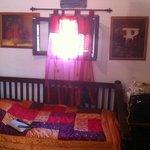 En ufak odasi bile çok sevimli :)