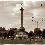 Paris respira História. Também!