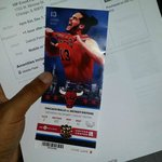my game ticket