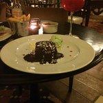 Gallery bar dessert