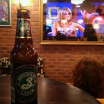 Beer and Friends in Central Perk
