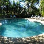 Lagarta Lodge inviting pool