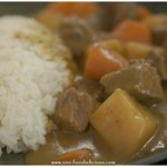 Japanese Curry $7.50