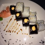 Sushi at Tsuki