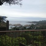 Spectacular view looking towards Carmel