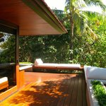 Beach Villa_terrace