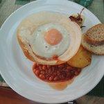 köstliche Egghoppers zum Frühstück