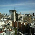 uitzicht van mijn kamer 29 etage
