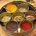 A spice tin