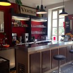The Bar - cheap drinks at one euro for a glass of wine!