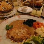 Une escalope au foie gras