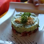 Freshly made Guacamole