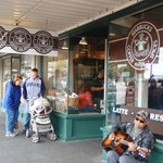 Starbucks Seattle Shop