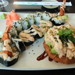 Sushi + Sushiza?