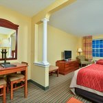 Junior Suite Two Queen Beds