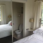 en suite double room