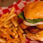 BBQ Western Burger