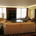 Front Room in Presidential Suite