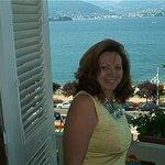 vista stupenda sul lago si di stresa italia