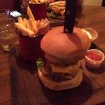 XXXL burger!