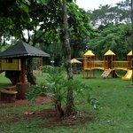 L'espace jeu pour les enfants
