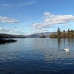 Lake Windermere in March