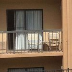 Other peoples balconies