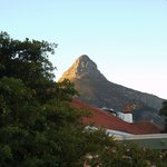 View from Plunge Pool (Lions Head)