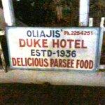 Delicious Parsee Food Board