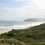 The Robberg Nature Reserve at Plettenberg Bay
